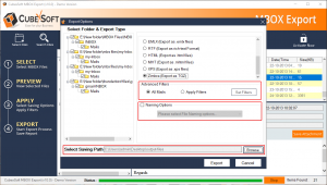MBOX to Zimbra Converter - Tool to Convert MBOX to TGZ File Format